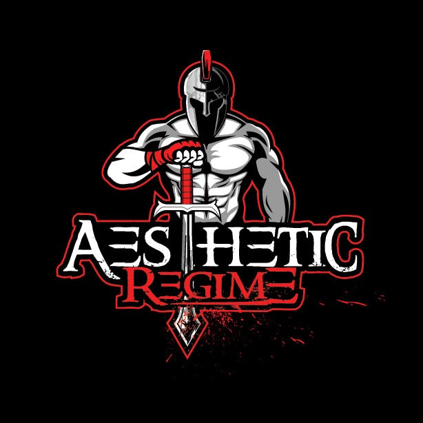 Aesthetic Regime Logo By Infernal Kiss