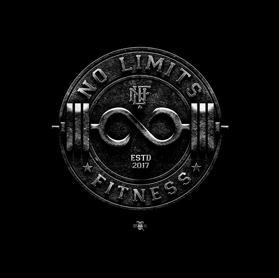 32 fitness gym and crossfit logos that will get you for Gym layout design software free