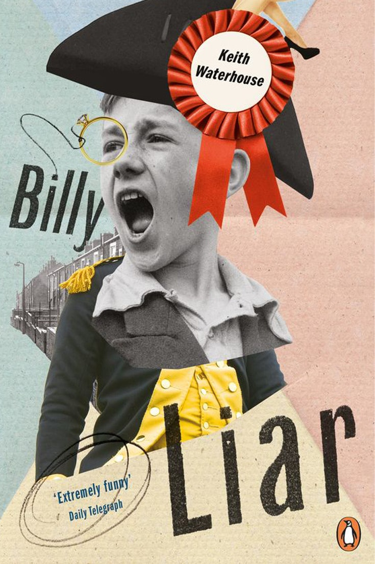 Billy Liar book cover