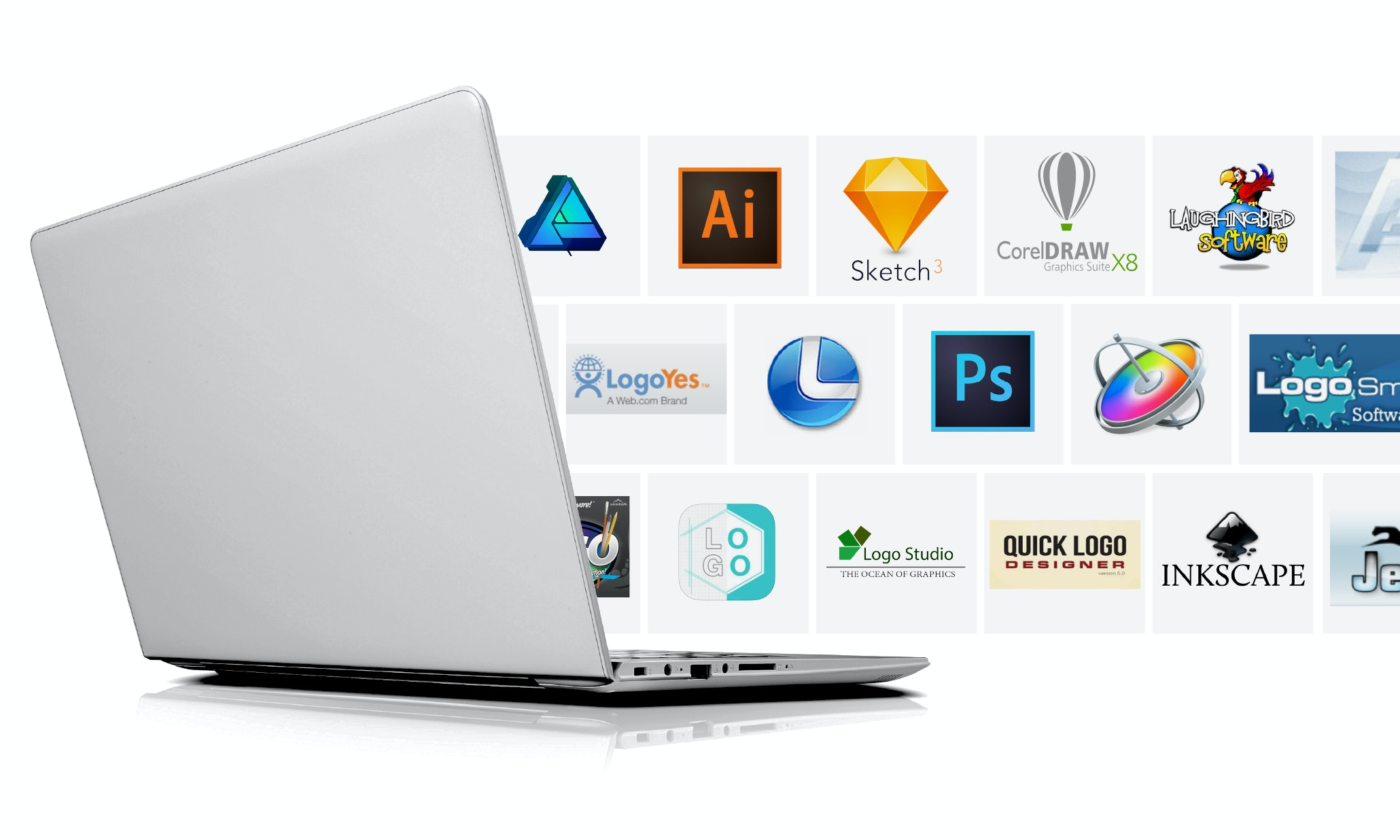 The best logo design software for every skill level