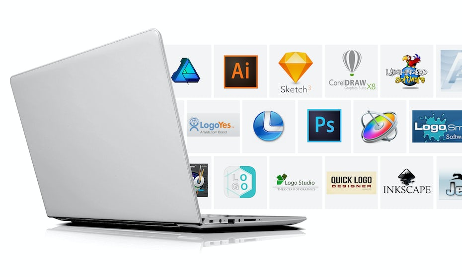 The best logo design software for every skill level 99designs fandeluxe Image collections
