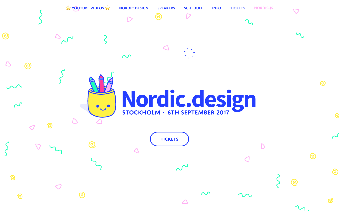 Nordic.design website screenshot