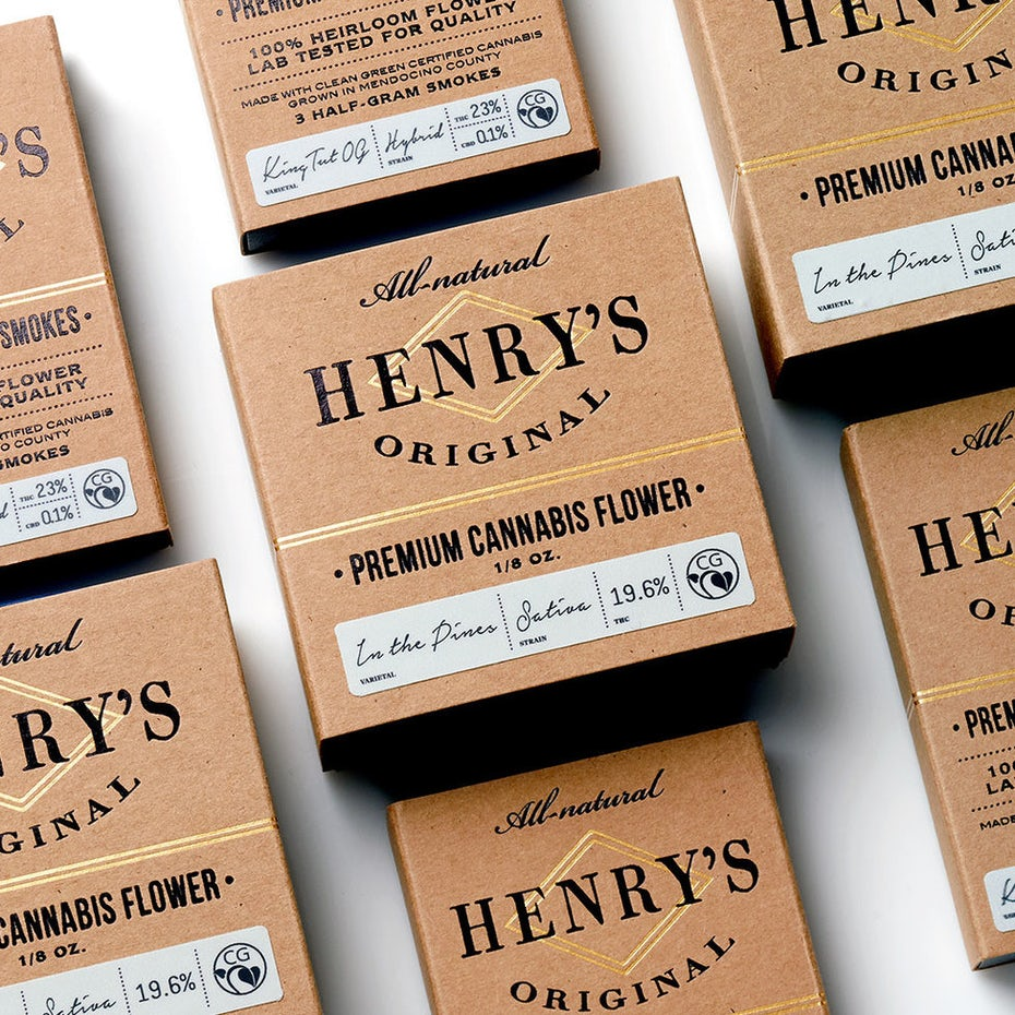 Henry's Original Cannabis Smokes