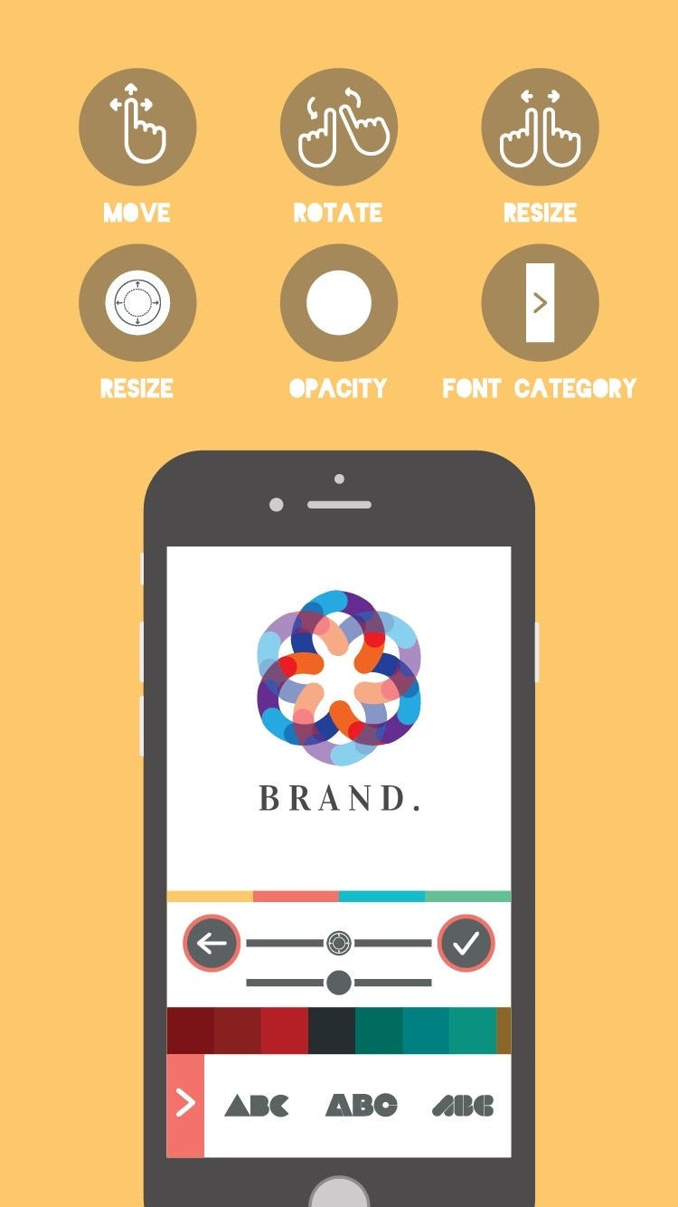 8 best logo design apps to help you build a brand with your smart logoscopic studio logo maker biocorpaavc