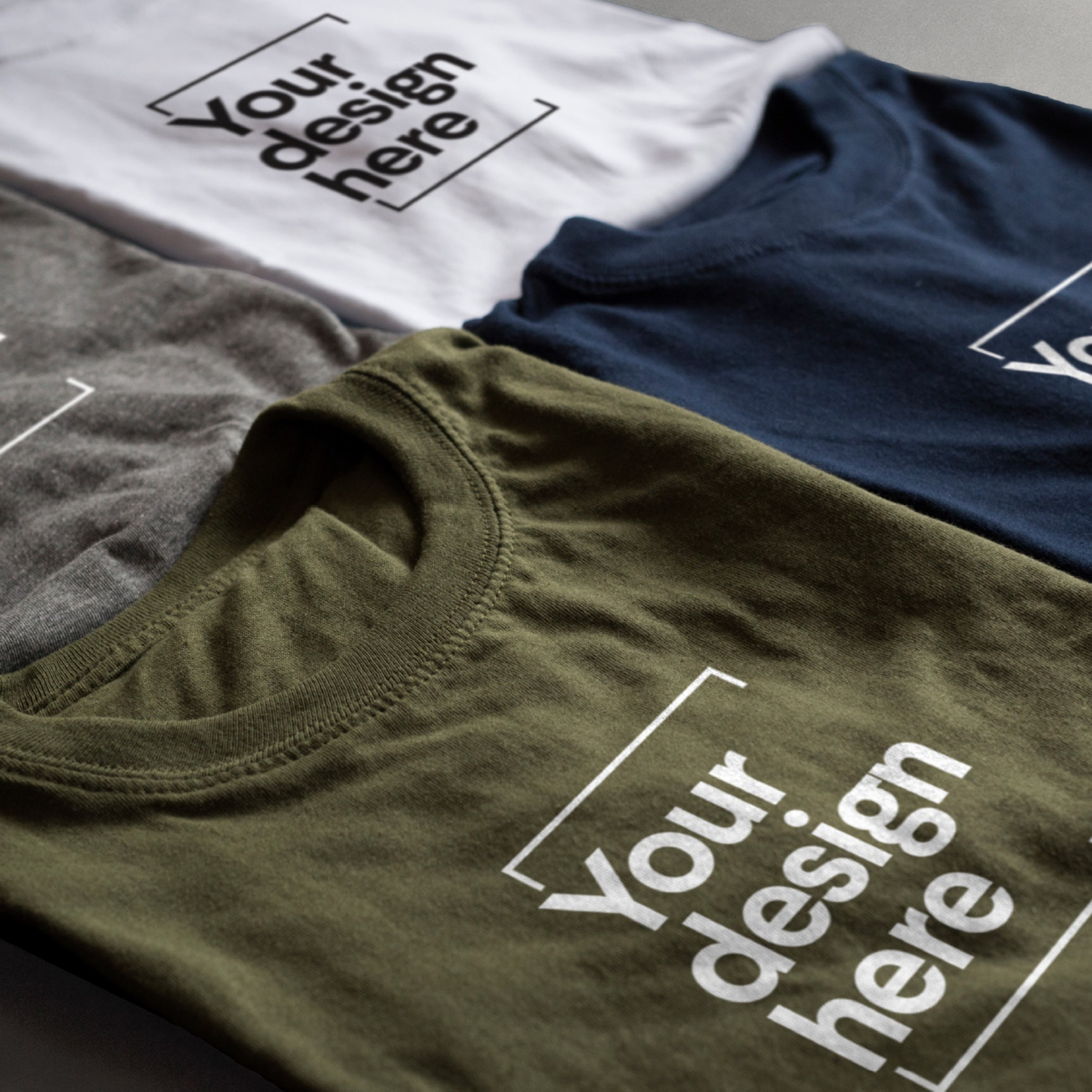 5 Design Ideas to Make Your Custom Shirt Stand Out
