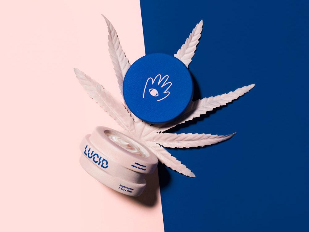Lucid cannabis skincare
