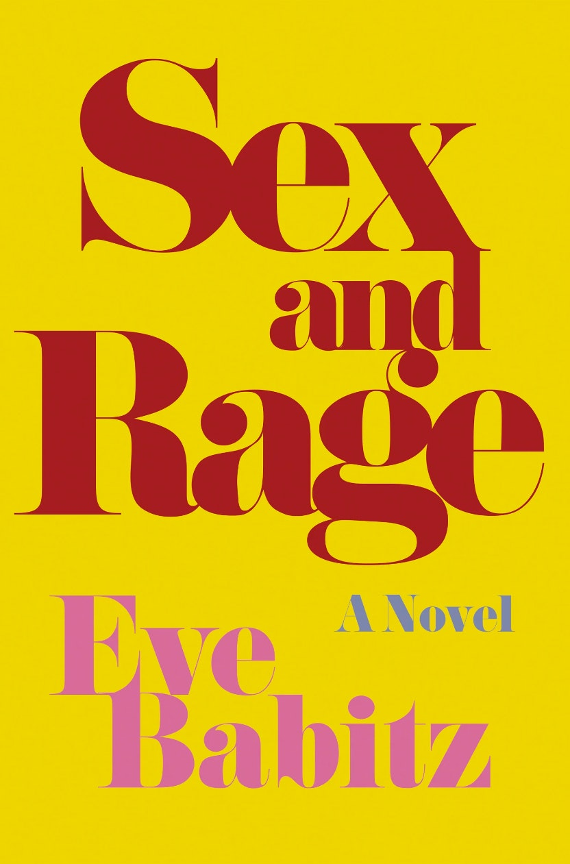 Sex and Rage book cover