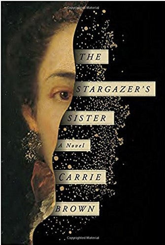 The stargazer's sister book cover
