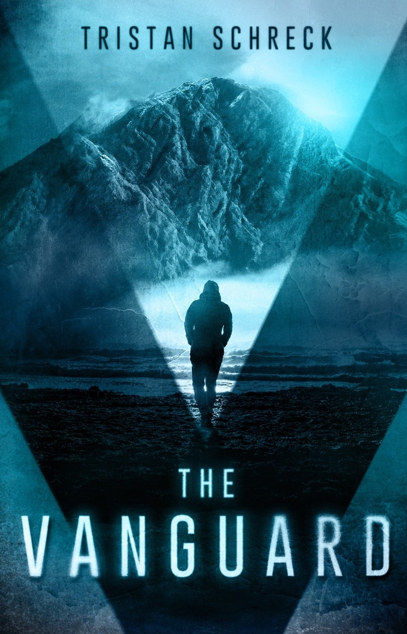 The Vanguard book cover