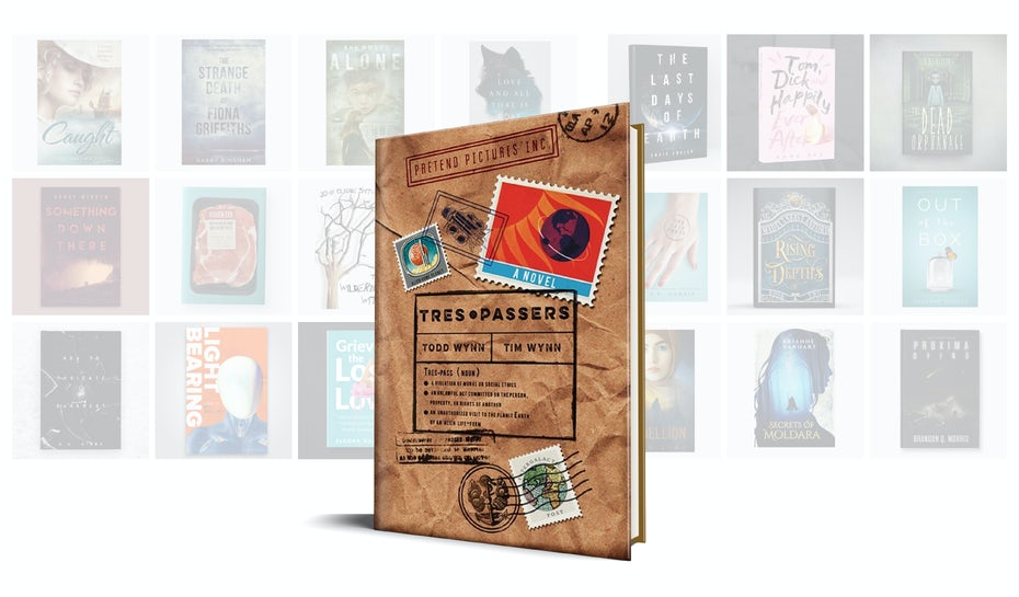 Look Book Cover Ideas ~ Book cover ideas to inspire your next page turner