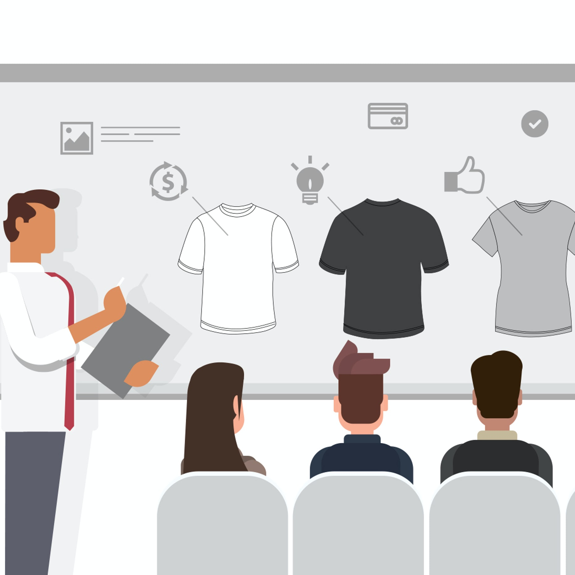 cb9702c29 How to design an awesome company t-shirt for your business - 99designs