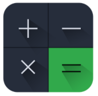 Calc+ app icon