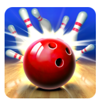 Bowling King app icon