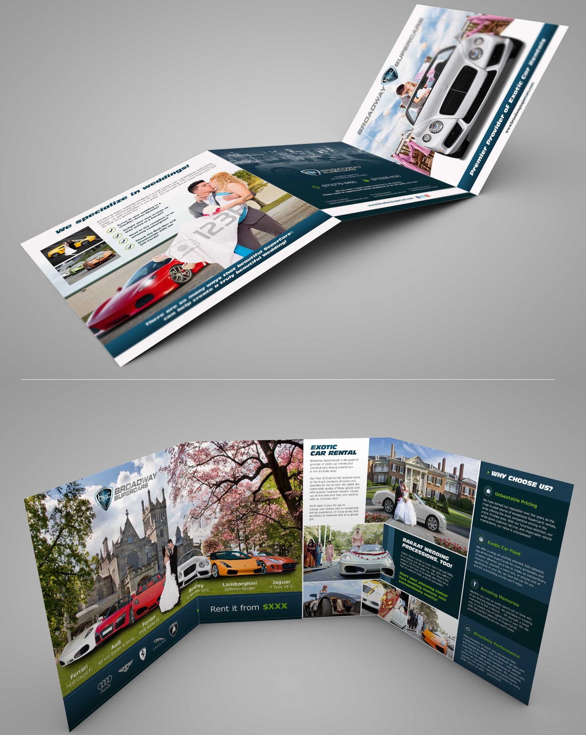 advertising flyer design