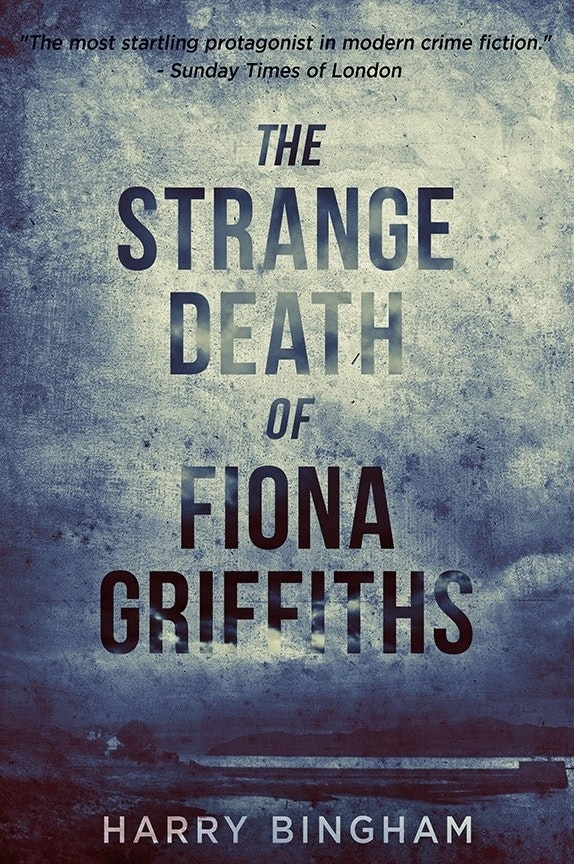 The Strange Deaths of Fiona Griffiths book cover