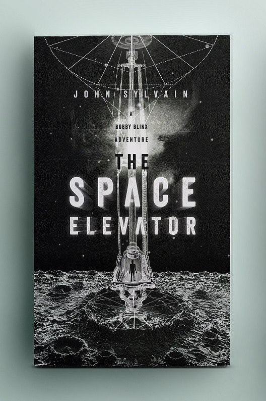Book cover for The Space Elevator