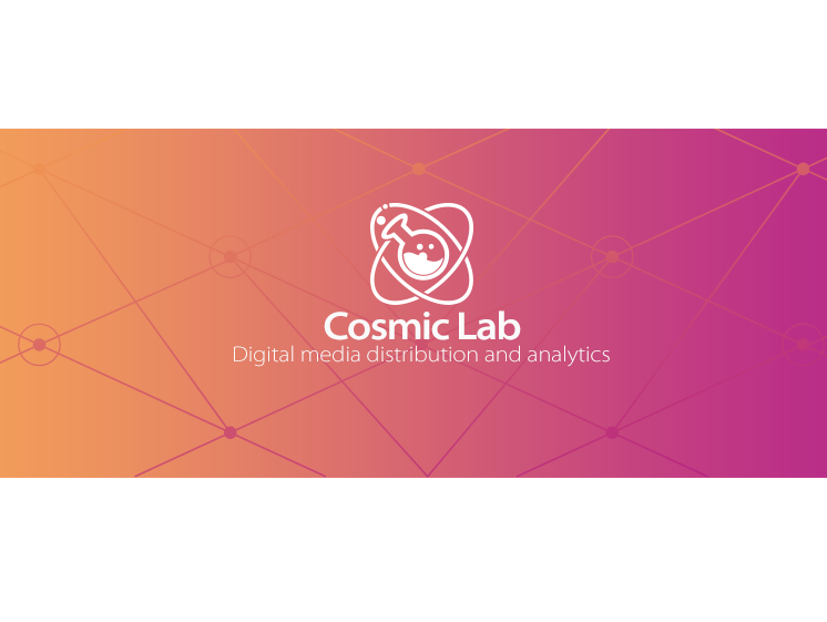 Cosmic Lab logo