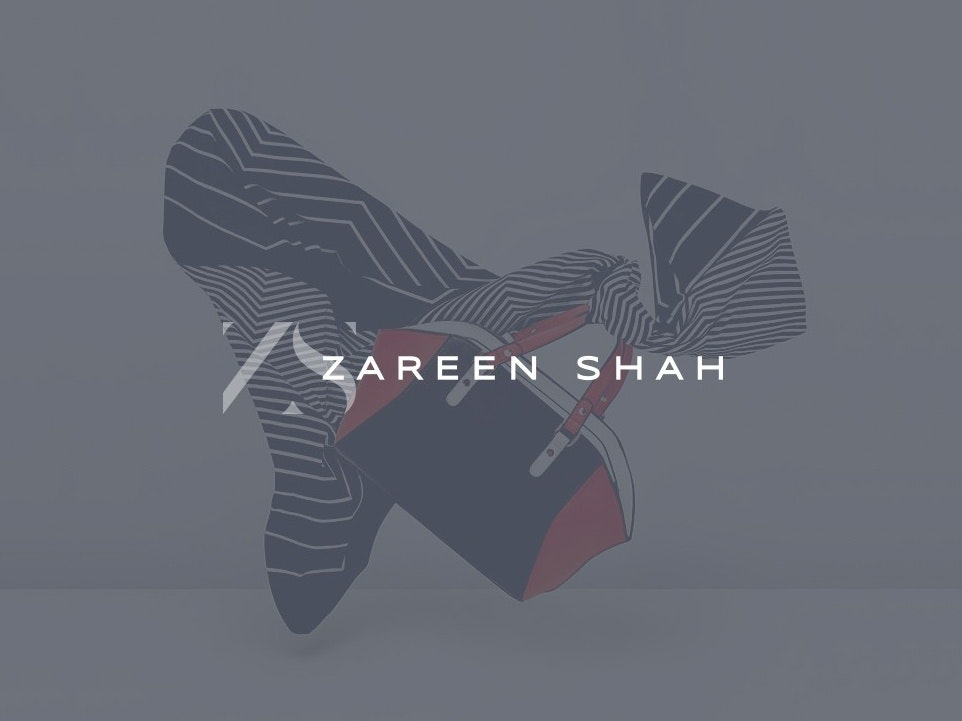 Fashion blogger Zareem Shah