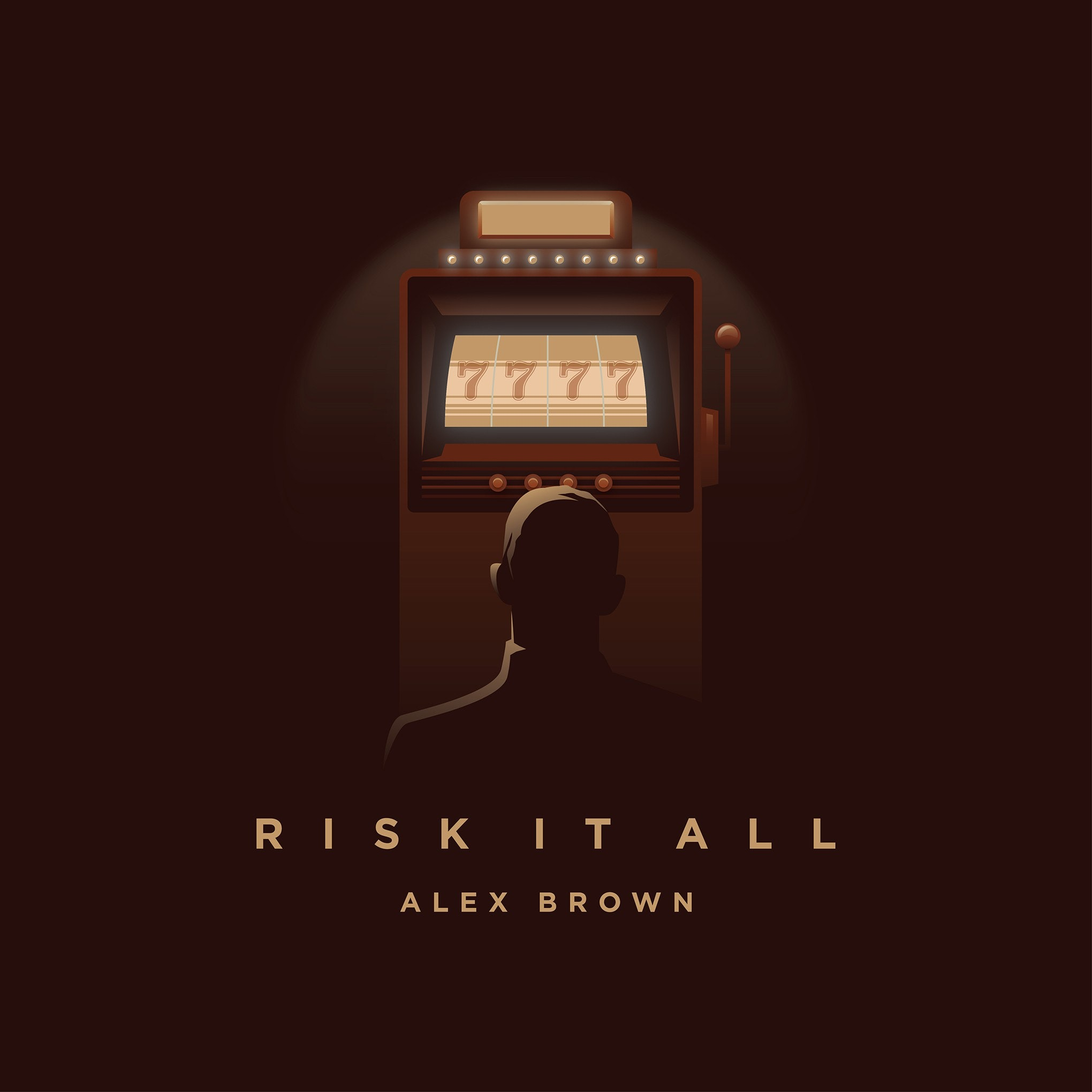 Risk It All album cover