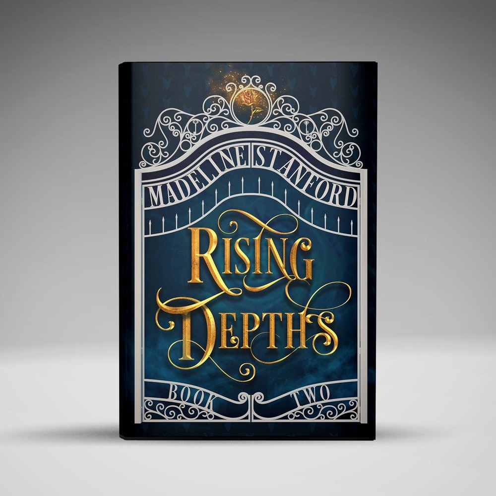 Rising Depths book cover