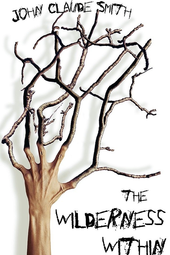 Transgressive horror book cover