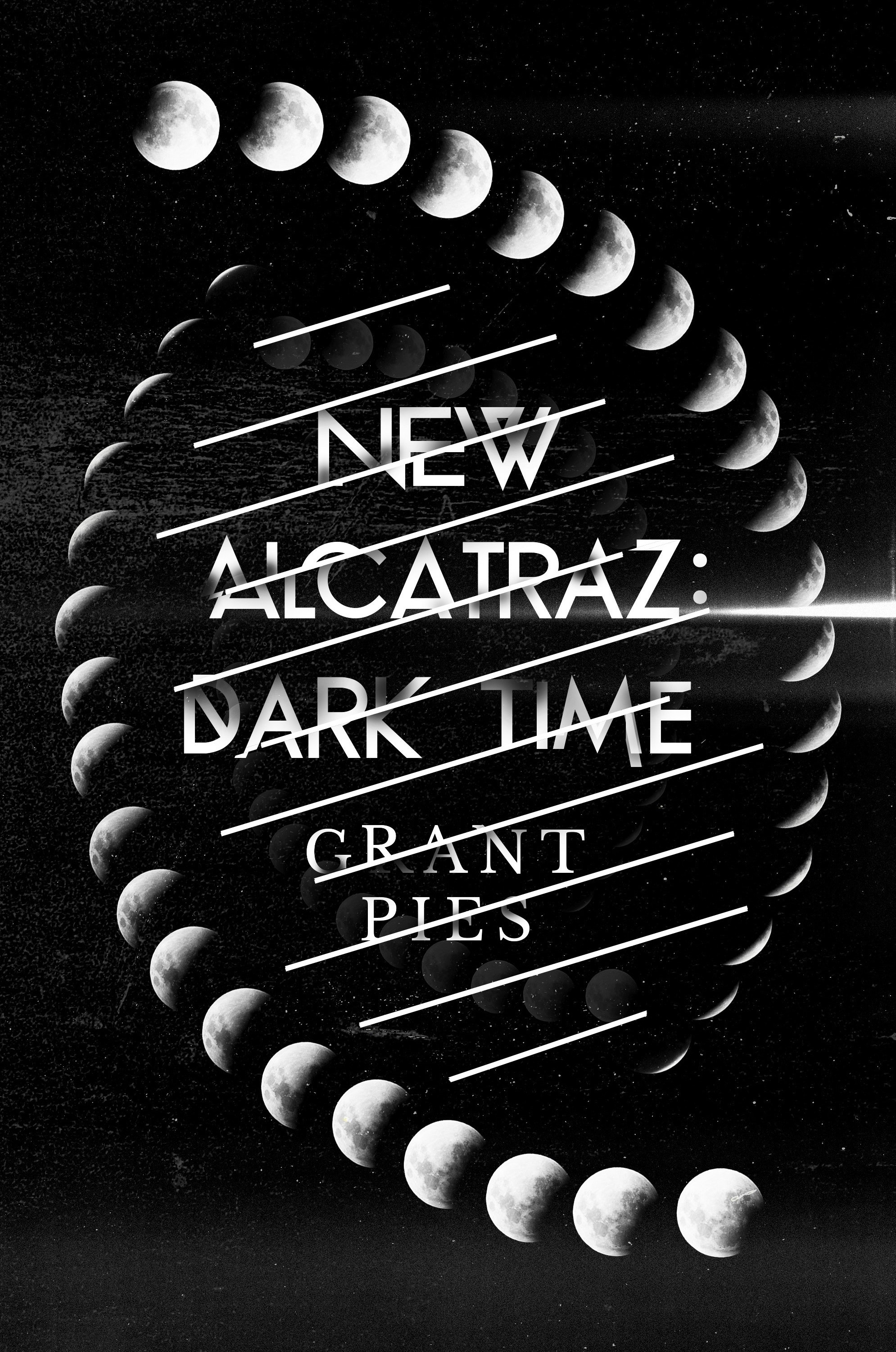 Book cover for New Alcatraz: Dark Time