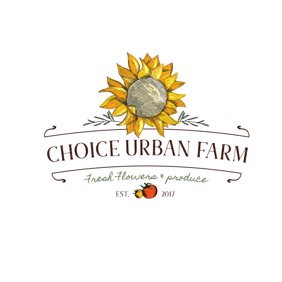 32 farm logos we really dig 99designs for Urban farmhouse creations
