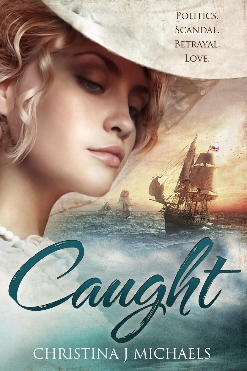 A romance book cover
