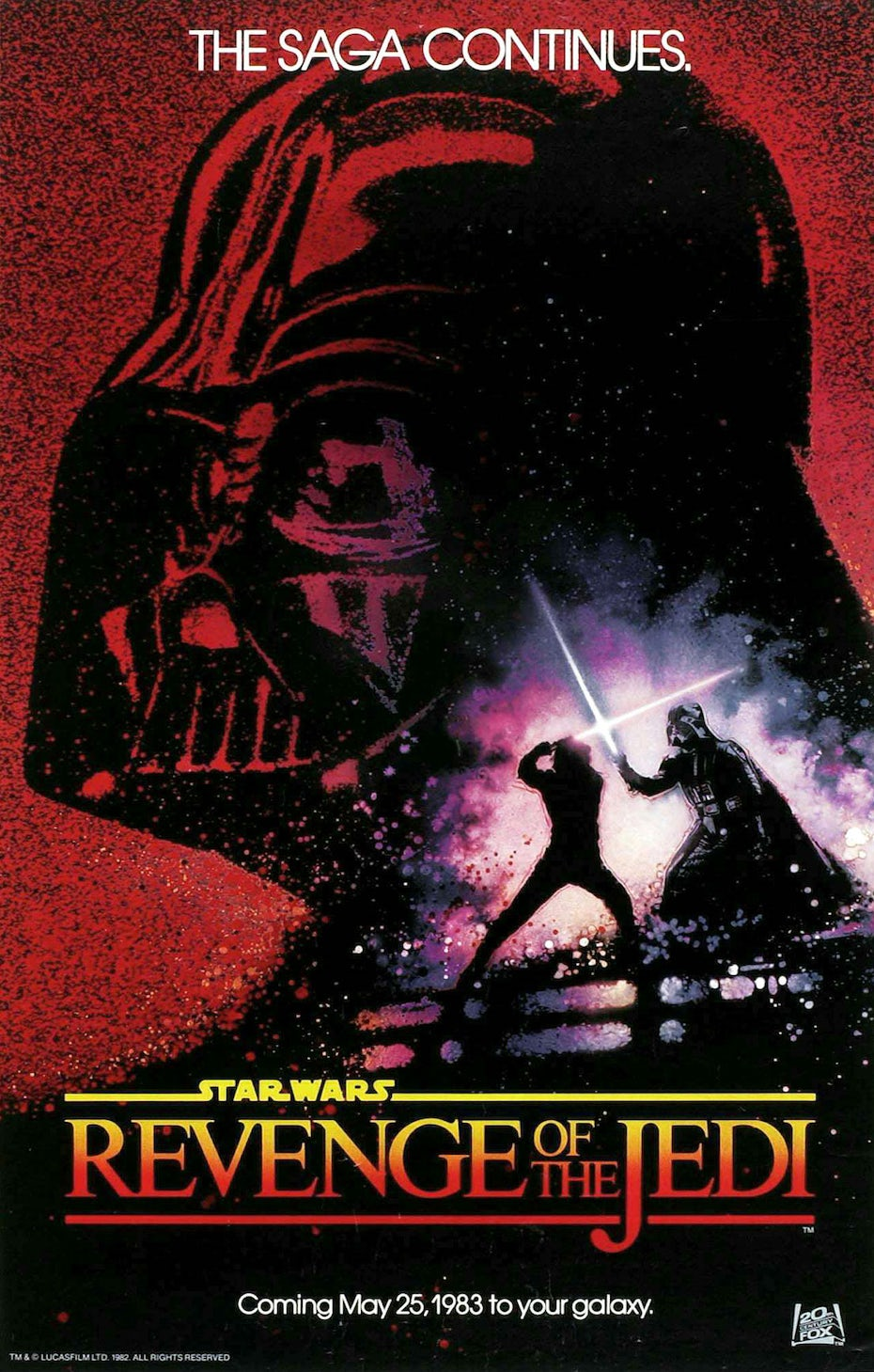 star wars main title big note color me series