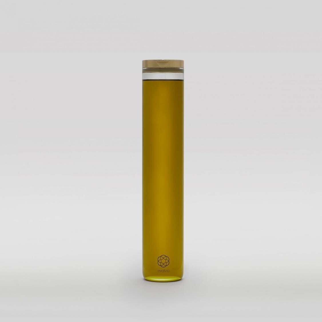 Minimalist olive oil design