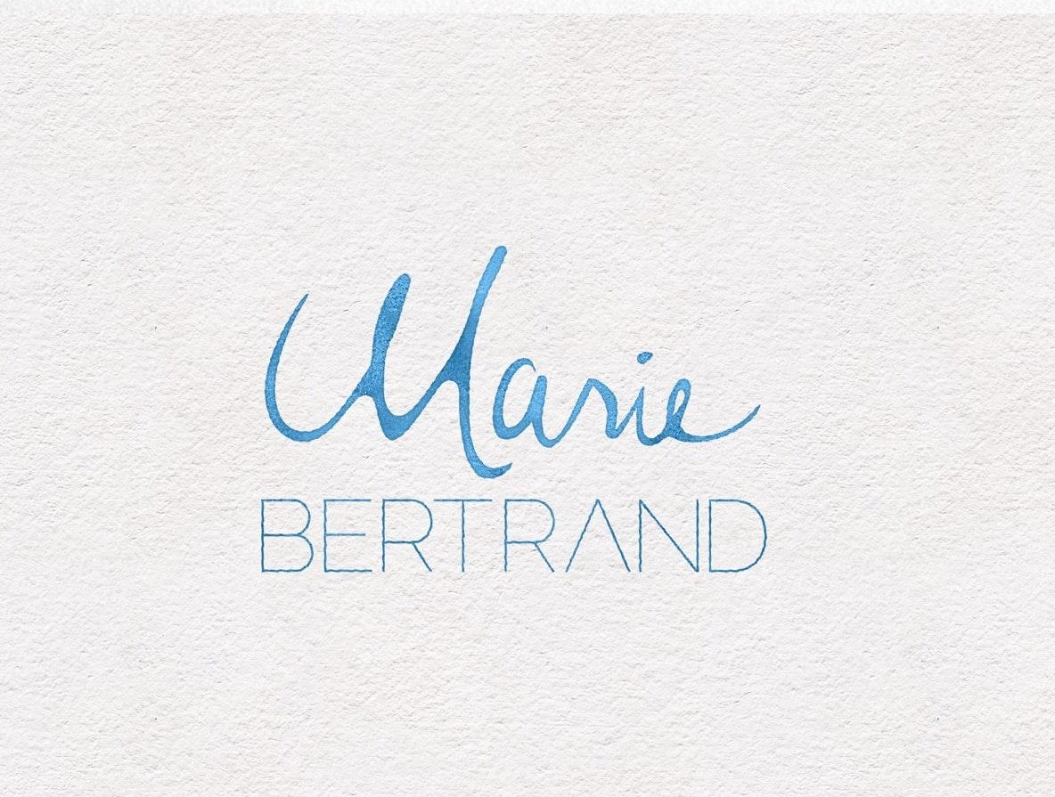 Marie Bertrand logo