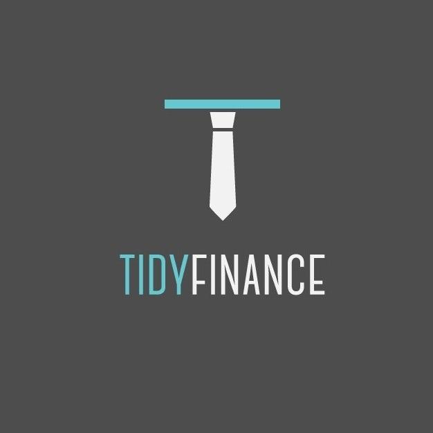 logotipo de finanzas