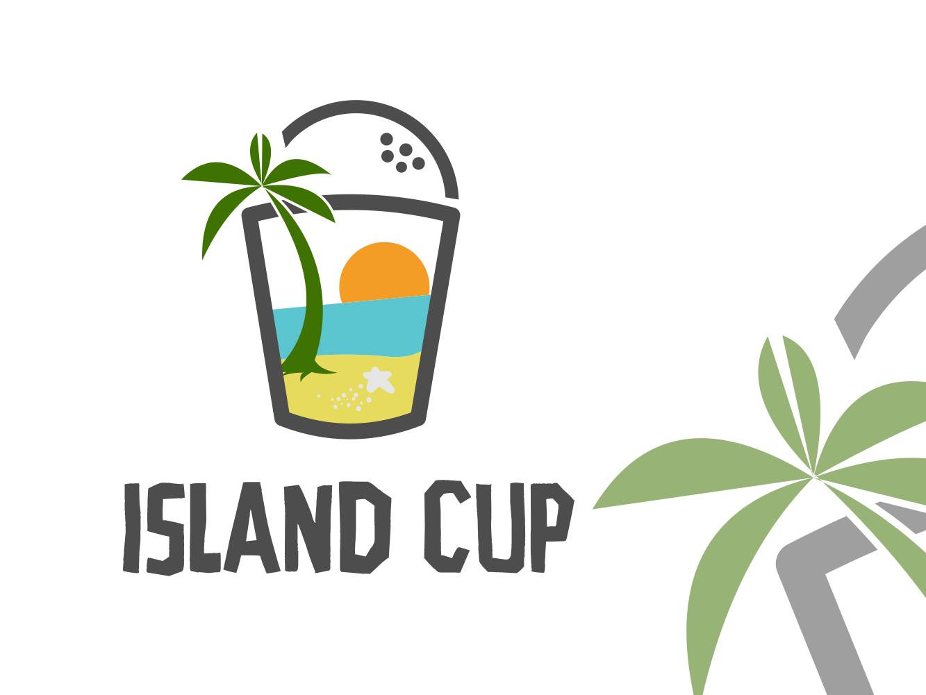 Island Cup logo