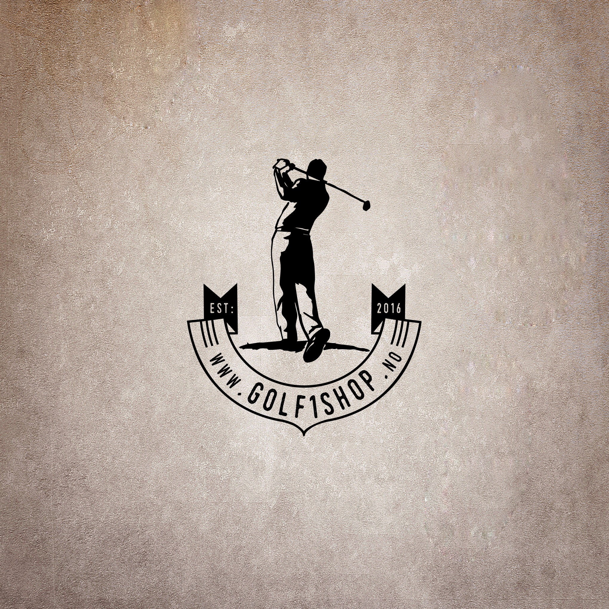 Golf 1 Shop logo