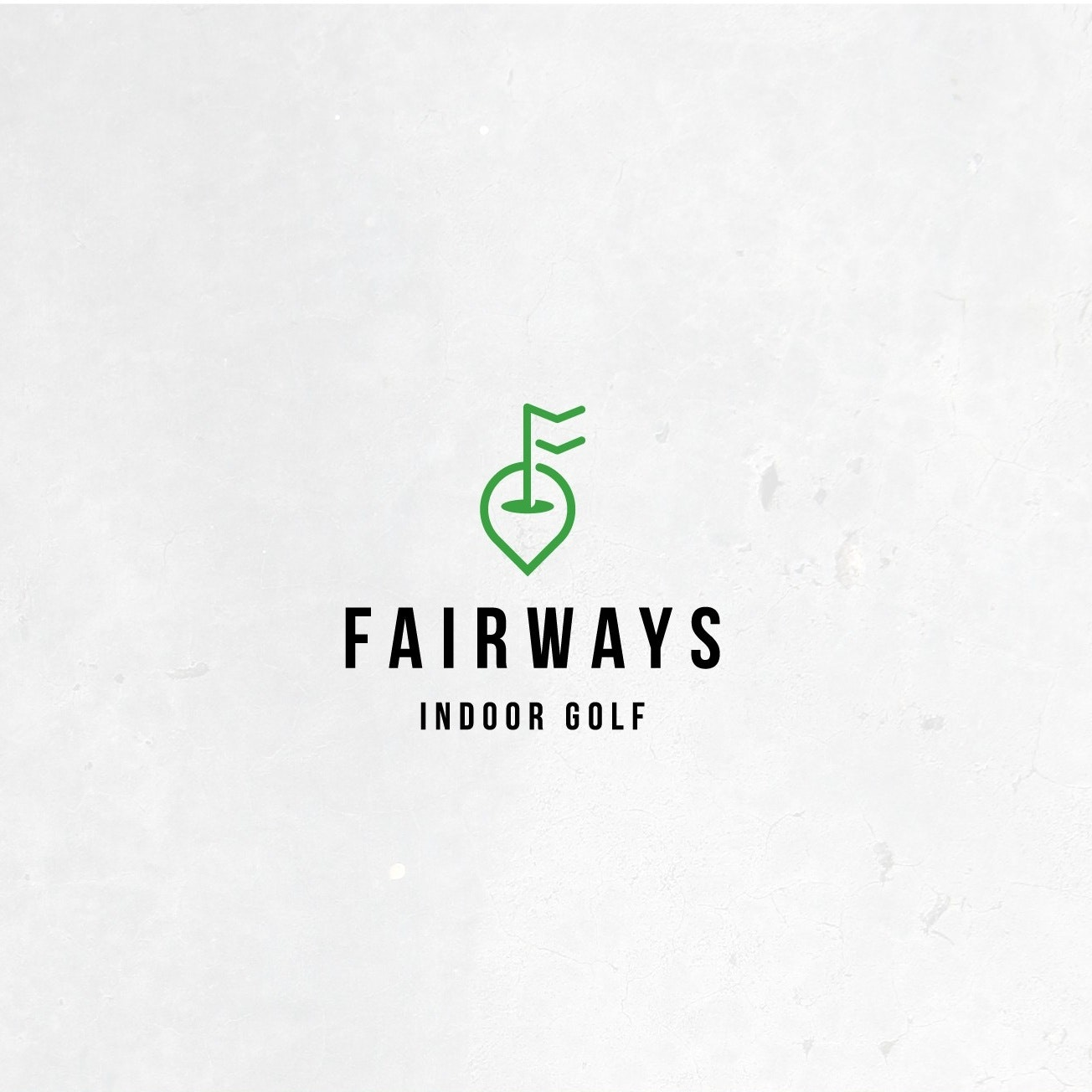 Fairways Indoor Golf logo
