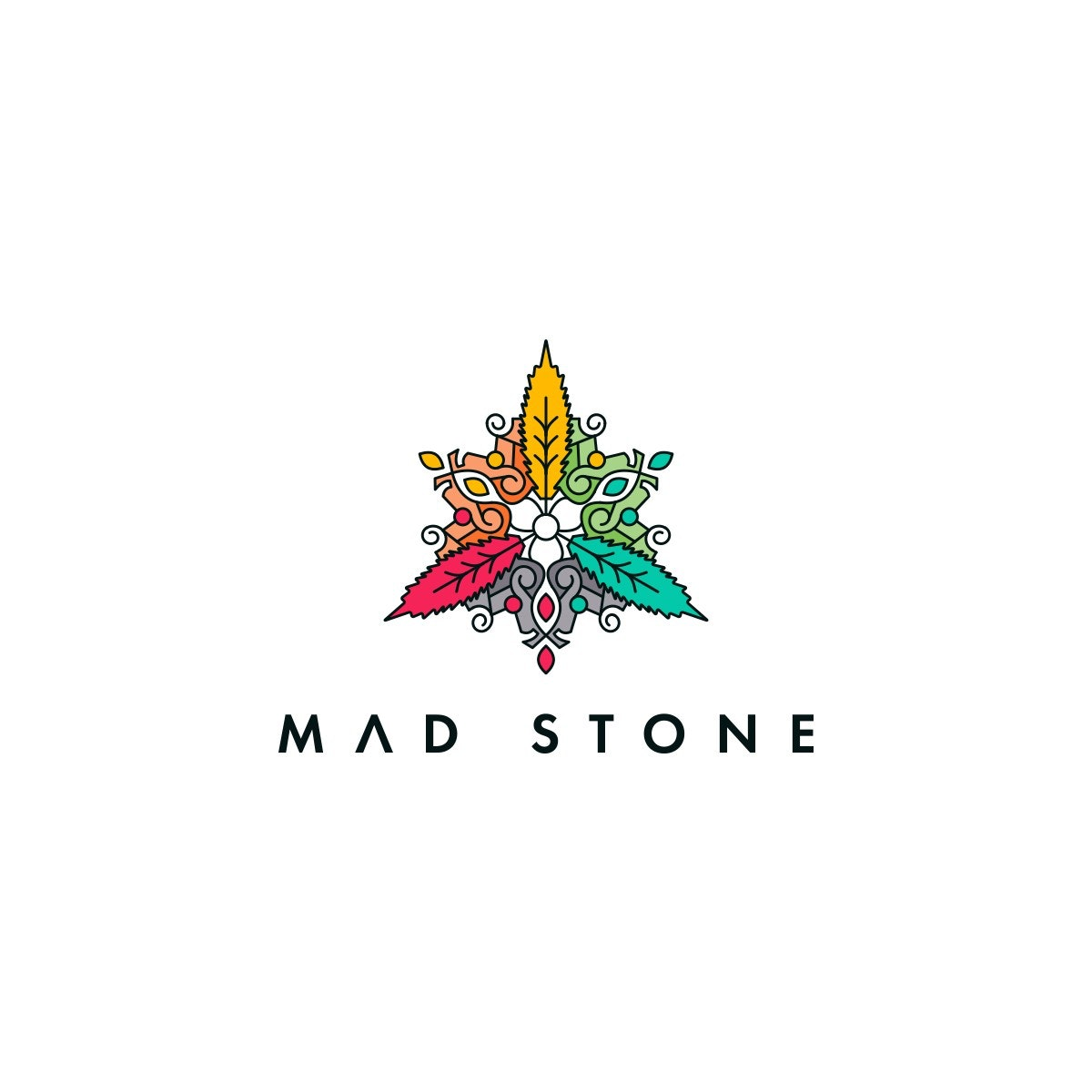 Logo design for Mad Stone