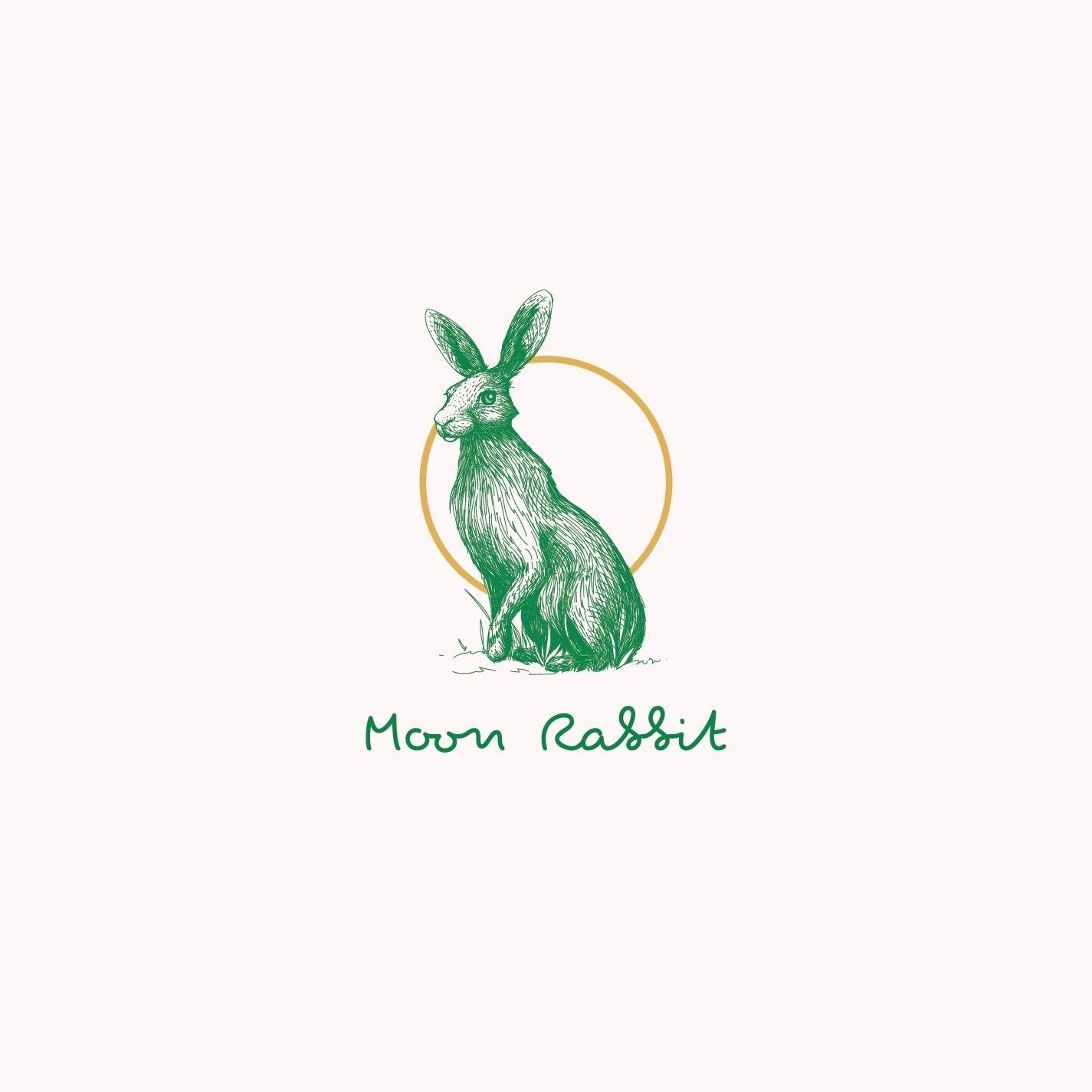 Script font for Moon Rabbit