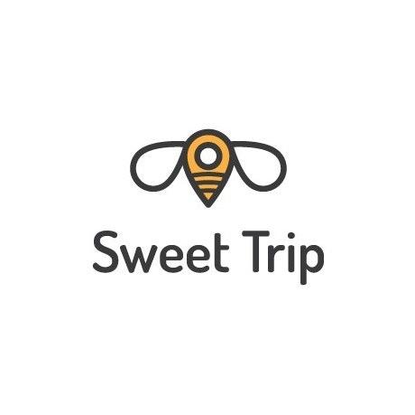 logotipo de abeja