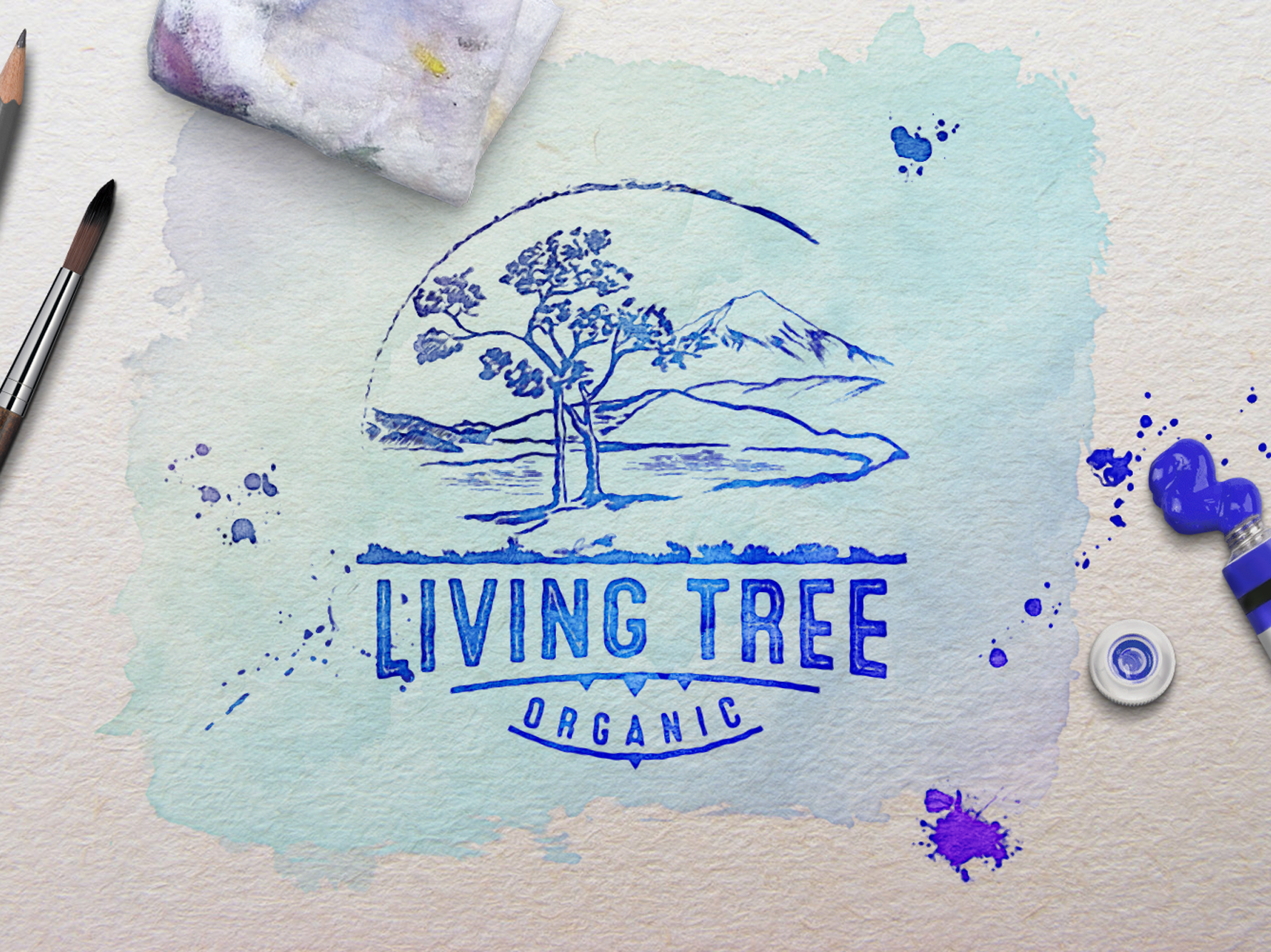 Living Tree Organic logo