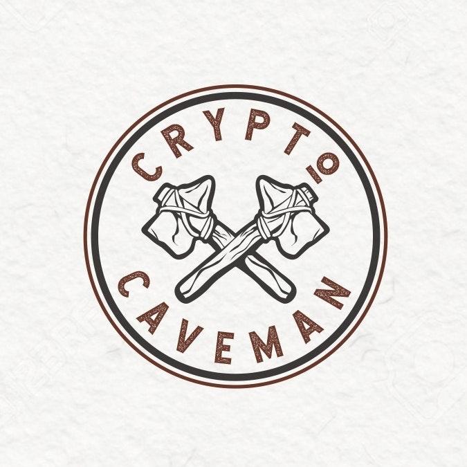 logotipo de cavernícola