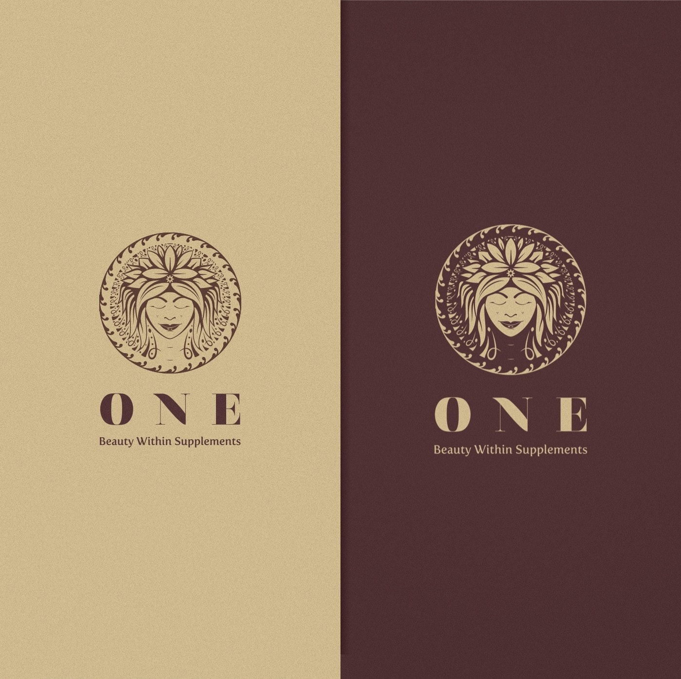 ONE beauty brand logo