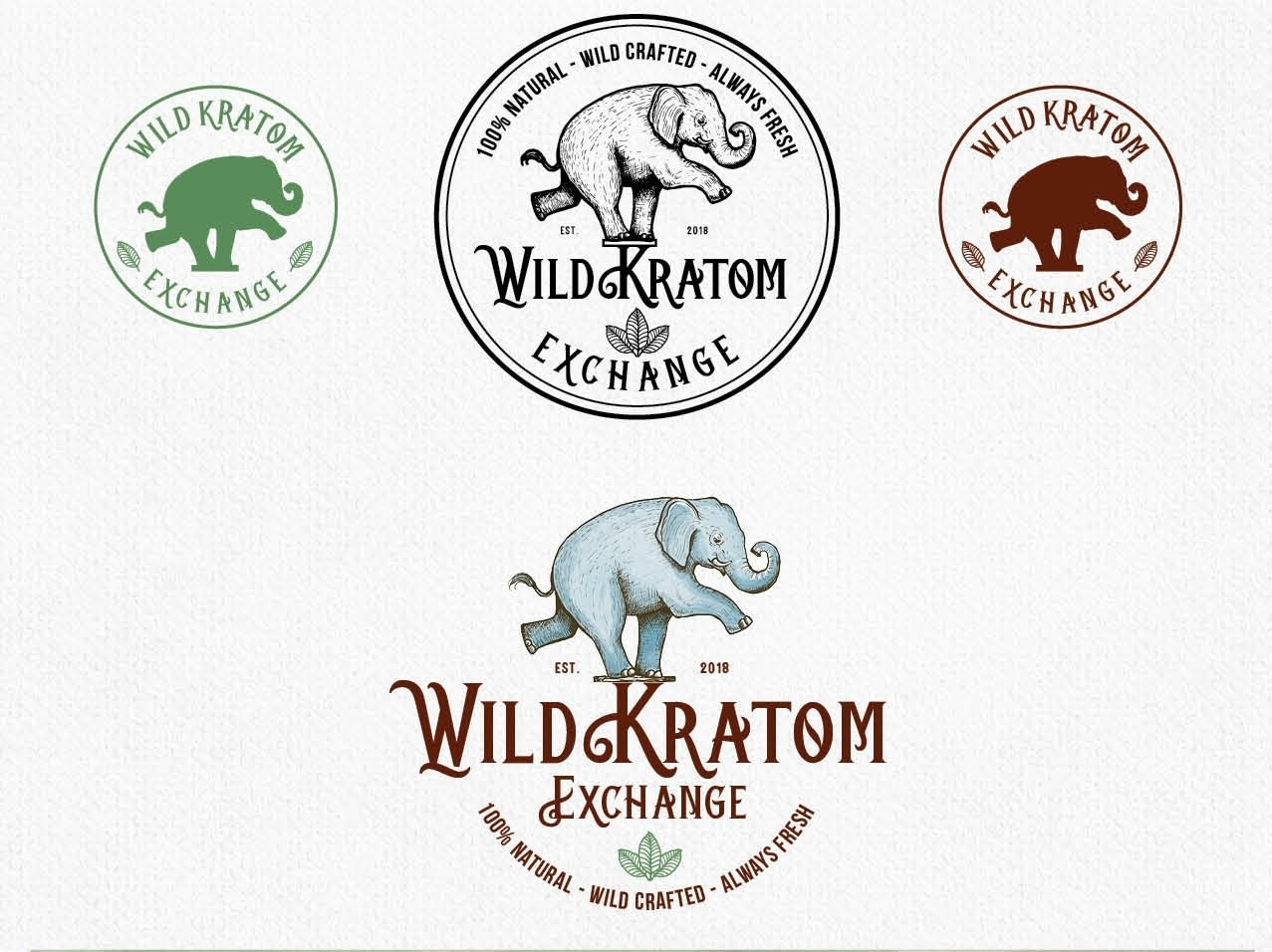 Wild Kratom Exchange logo