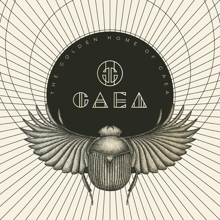 Conception de marque complète pour la maison de mode Gaea