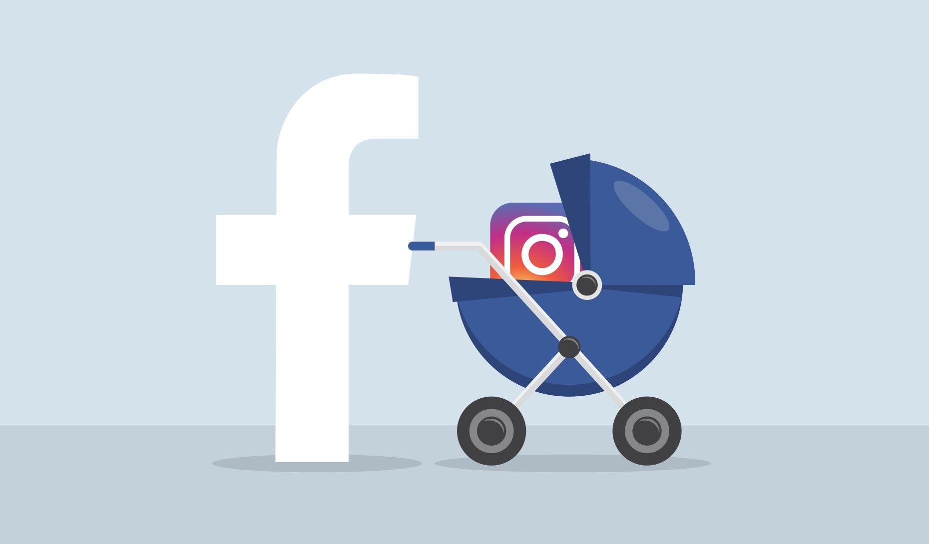 Vypadek Instagramu Facebook: Instagram Vs. Facebook: What's The Better Marketing Avenue