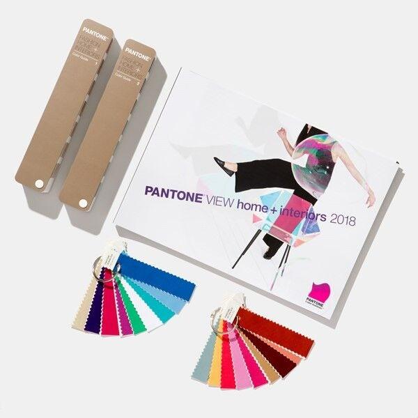 Kit PANTONEVIEW Home + Interiors 2018