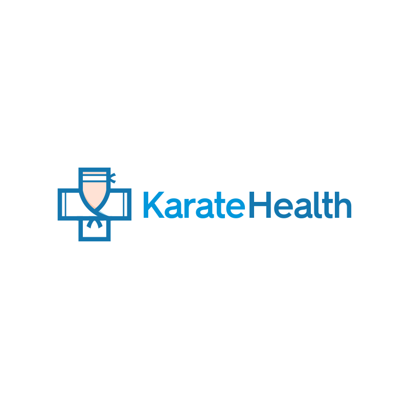 Logo for Karate Health