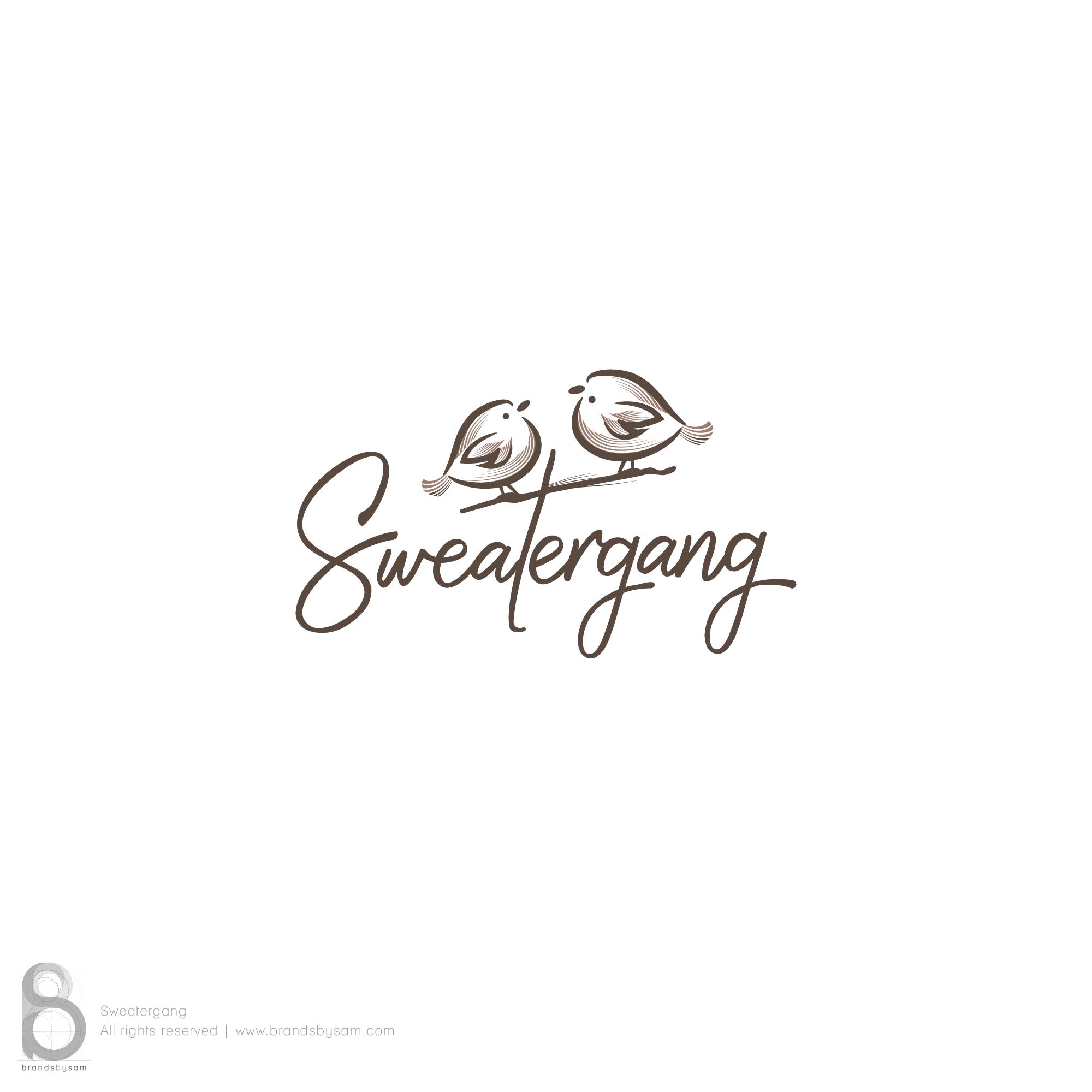 Sweatergang logo