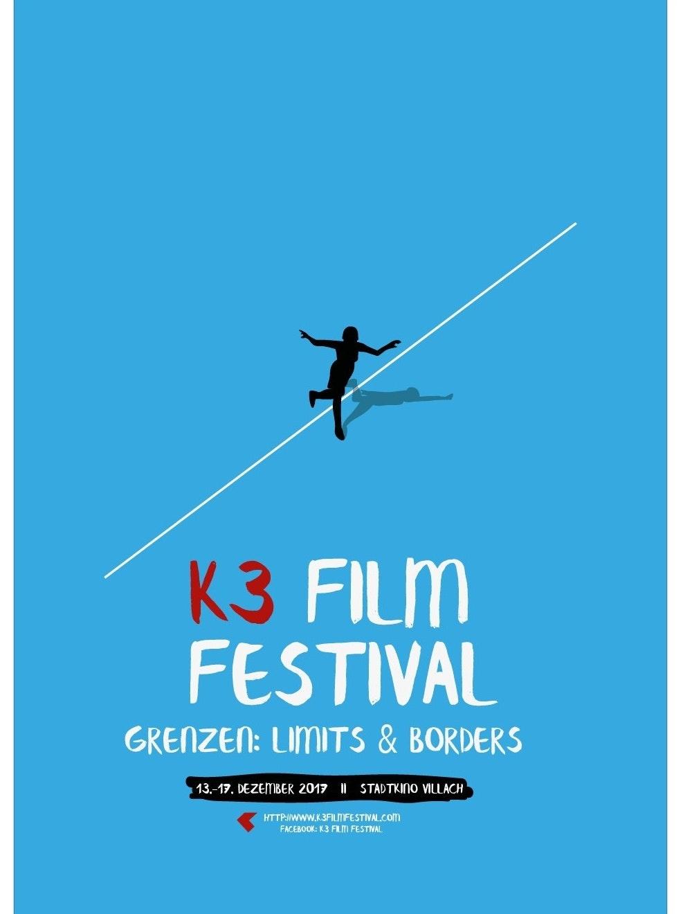 K3 Film Festival poster mockup