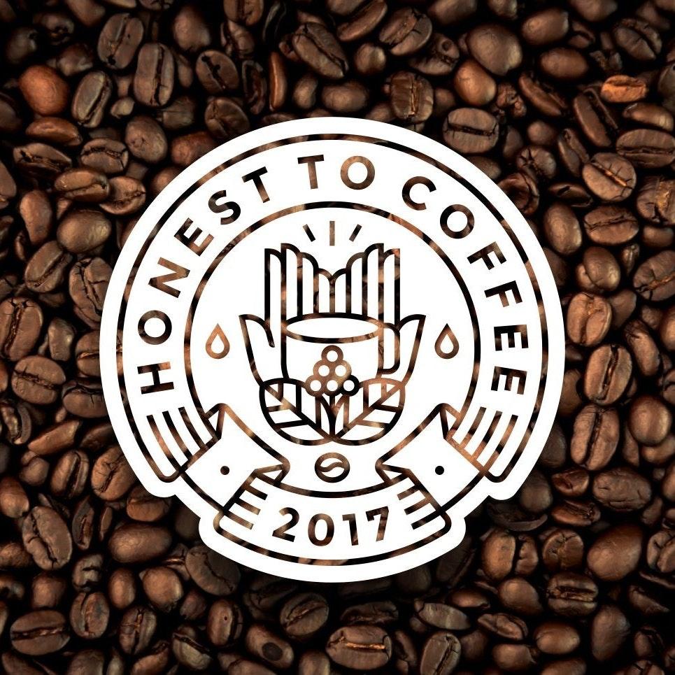 Honest to Coffee logo