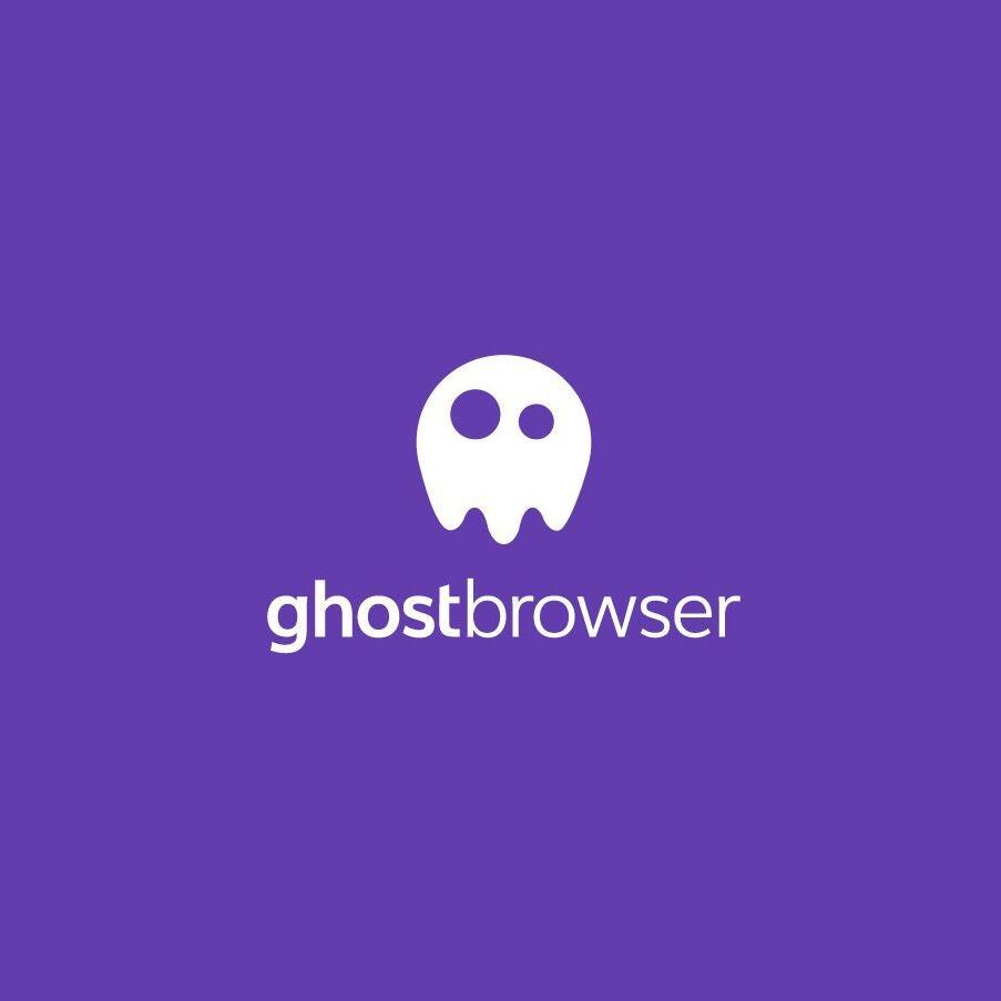 Création de logo pour Ghostbrowser